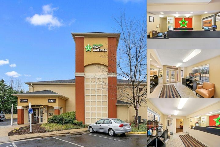 Extended Stay America D.c. Falls Church Merrifield photo collage