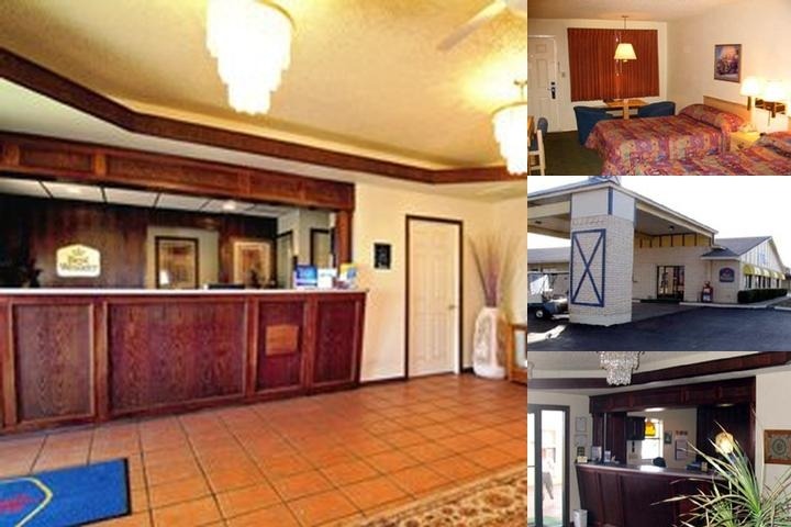 Best Western Childress photo collage
