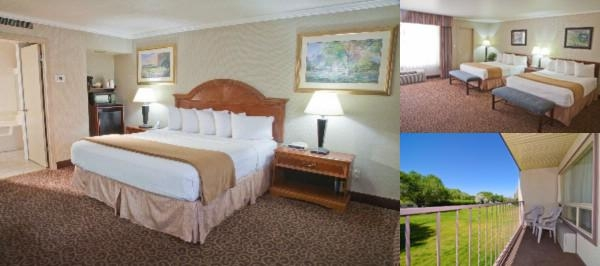 Red Arrow Inn & Suites photo collage