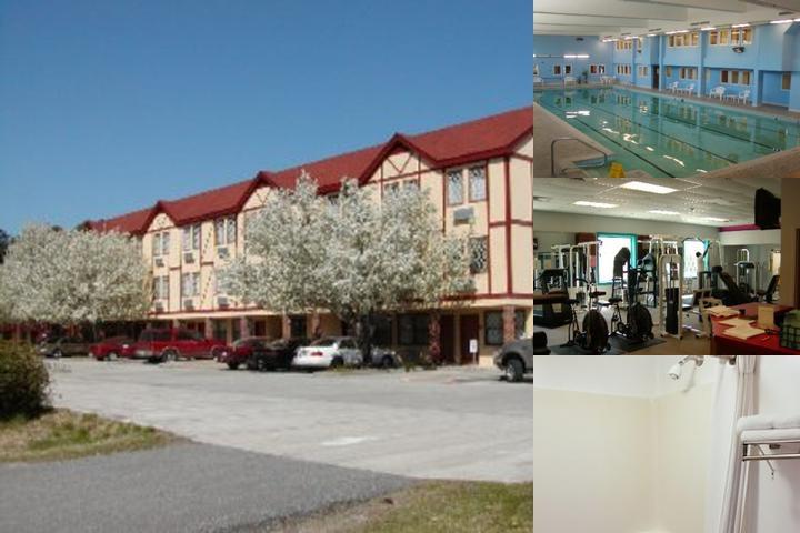 Elizabethan Inn Photo Collage