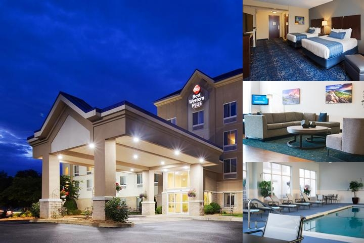 Best Western Plus Waynesboro Inn & Suites Conference Center photo collage