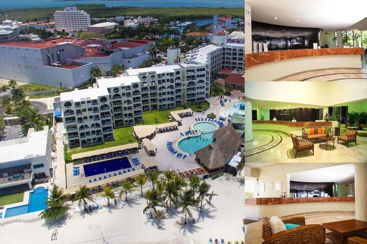 Aquamarina Beach Resort photo collage