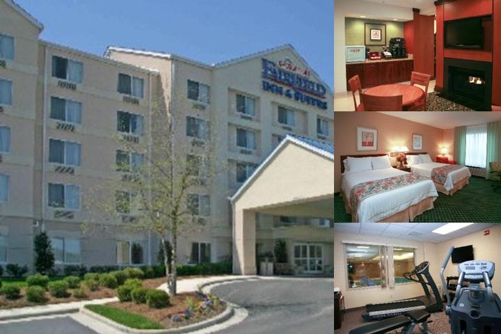 Fairfield Inn & Suites Rdu photo collage