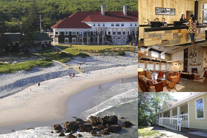 White Point Beach Resort photo collage