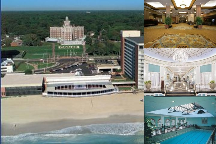 The Cavalier Hotel photo collage