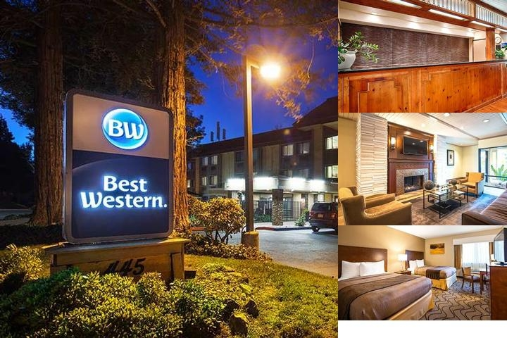 Best Western John Muir Inn photo collage