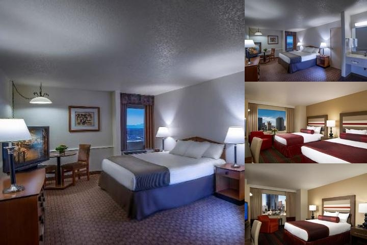 Grand Hyatt Las Vegas photo collage