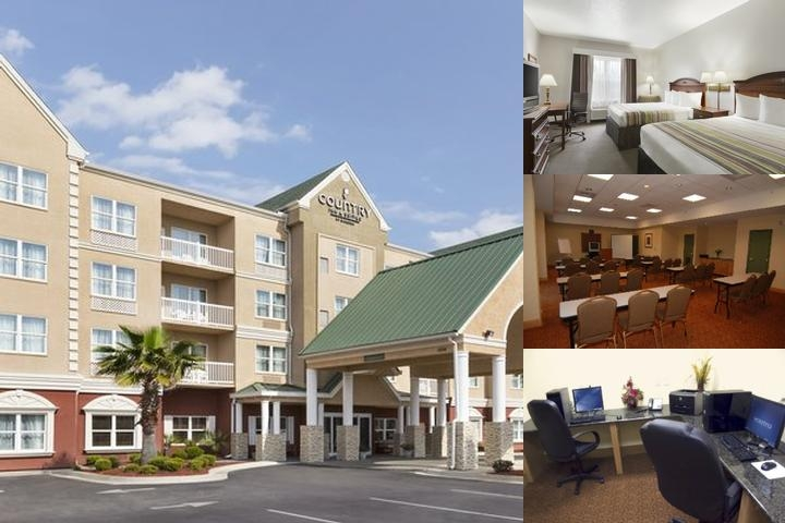 Country Inn & Suites at the Beach photo collage