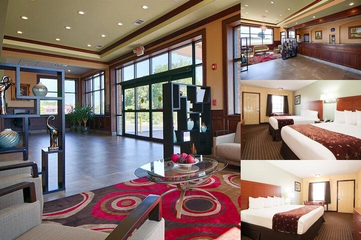 Best Western Acworth Inn photo collage