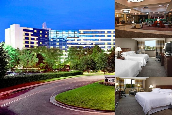 Sheraton Imperial Hotel & Convention Center photo collage