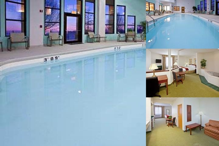 Holiday Inn Express Hotel & Suites Kokomo photo collage