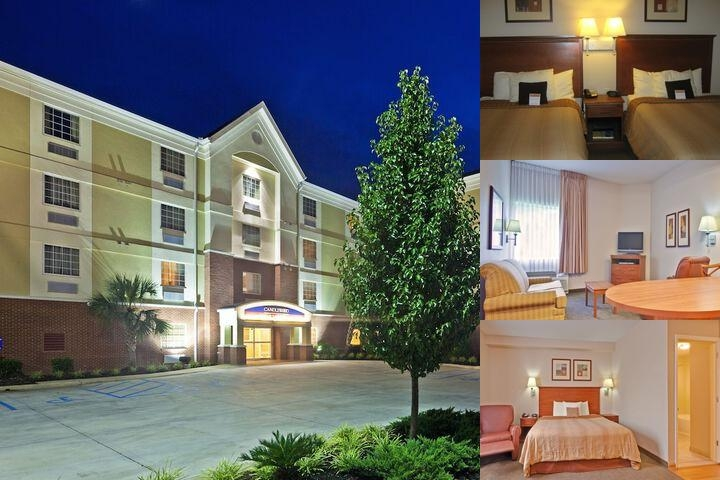 Candlewood Suites Hattiesburg photo collage