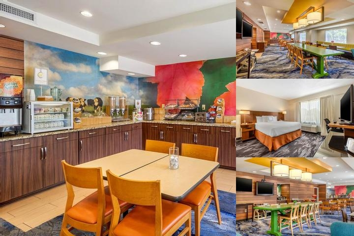 Fairfield Inn Myrtle Beach North photo collage