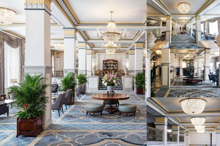 Francis Marion Hotel photo collage