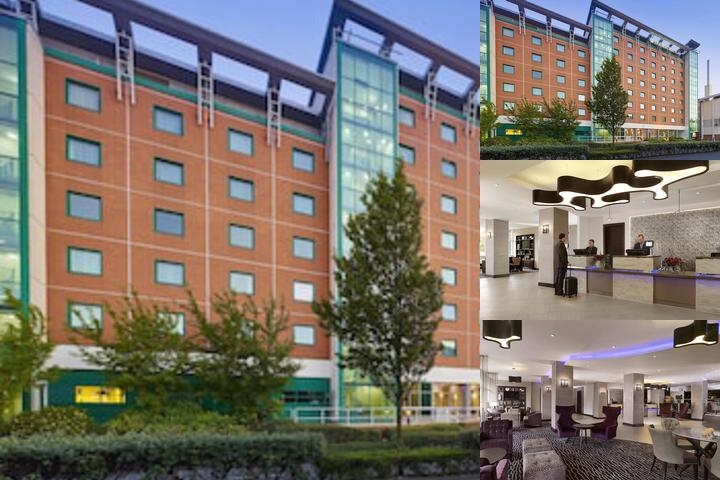Doubletree by Hilton Woking photo collage