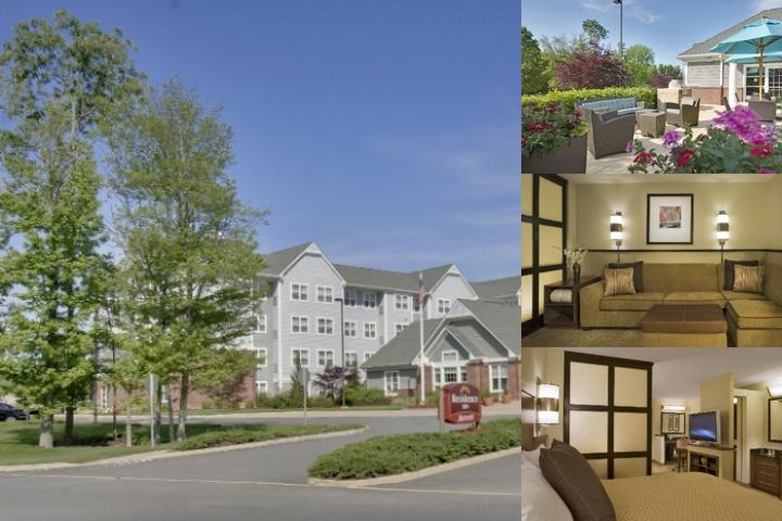 Marriott Residence Inn Princeton Carnegie Center photo collage