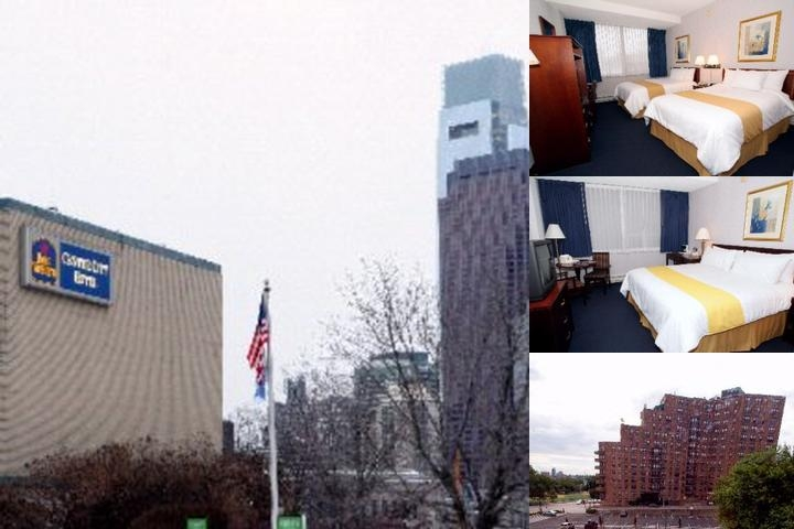 Best Western Center City Hotel photo collage