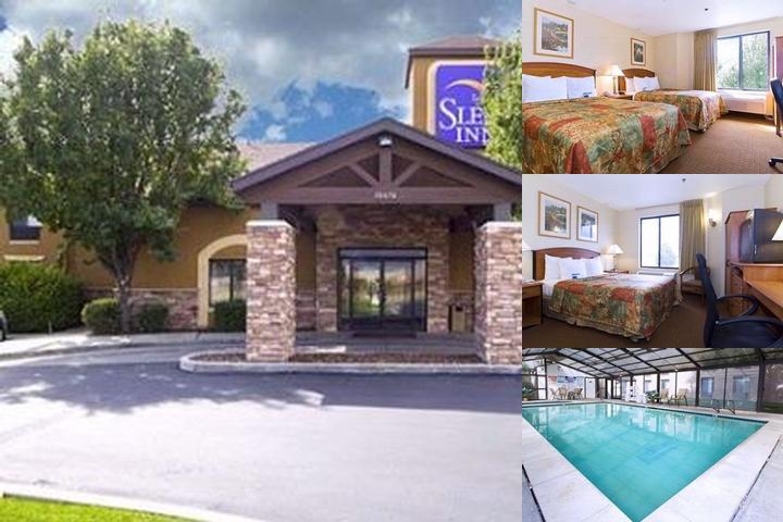 Sleep Inn of South Jordan photo collage