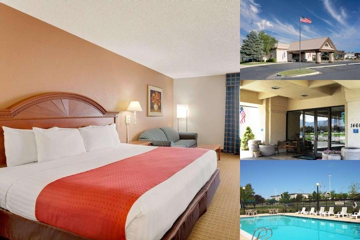 Ramada Provo photo collage