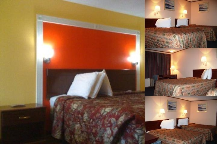 Knights Inn Columbus East photo collage