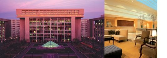 L'enfant Plaza Hotel photo collage