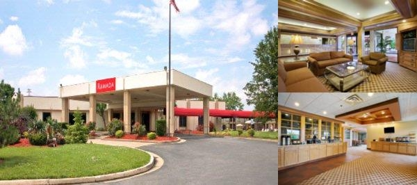 Ramada Downtown North photo collage