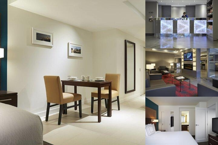 Residence Inn by Marriott Montreal Downtown photo collage