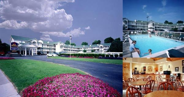 Best Western Greenbrier Inn photo collage