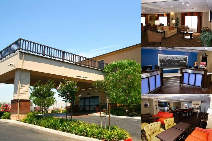 Hampton Inn Norco / Corona North photo collage