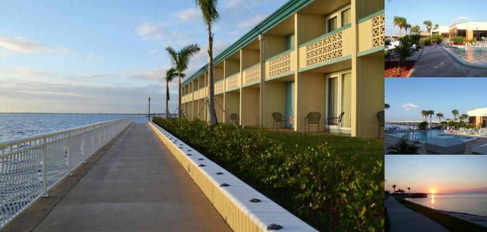 Punta Gorda Waterfront Hotel & Suites photo collage