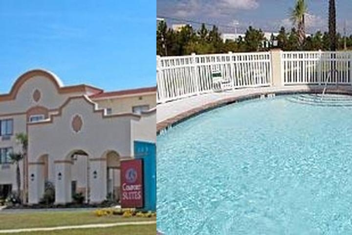 Comfort Suites Panama City Beach photo collage