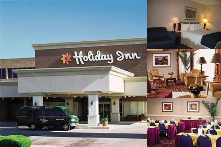 Holiday Inn Full Service Hotel of Amarillo photo collage