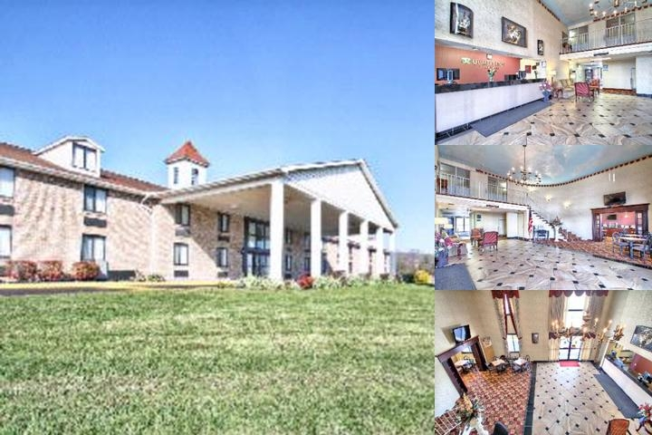 Quality Inn Riverview photo collage