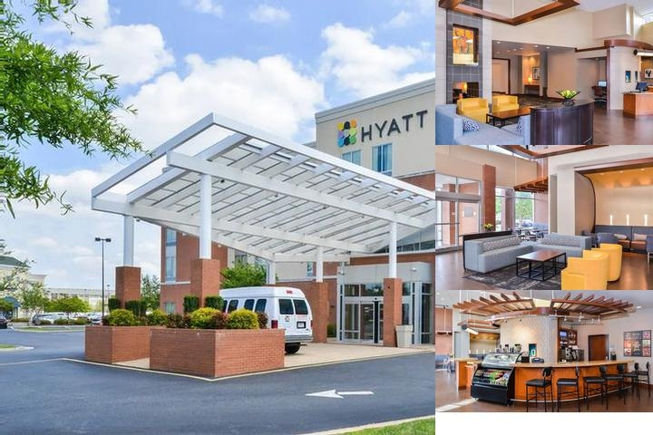 Hyatt Place Chesapeake / Greenbrier photo collage