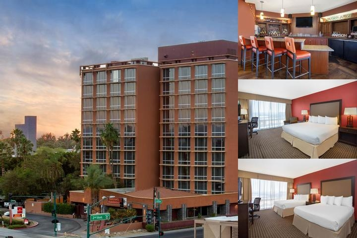 Holiday Inn Phoenix Downtown North photo collage