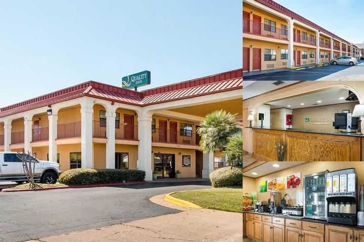 Comfort Inn Bossier City photo collage