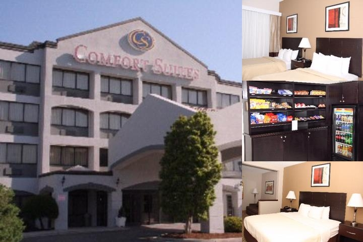 Comfort Suites Lumberton photo collage
