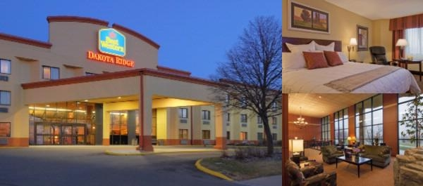 Best Western Dakota Ridge photo collage