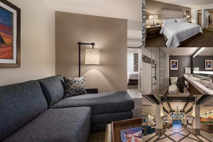 Chaparral Suites Scottsdale photo collage