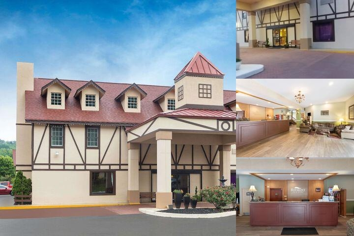 Best Western Plus Riverpark Inn & Conference Cen photo collage