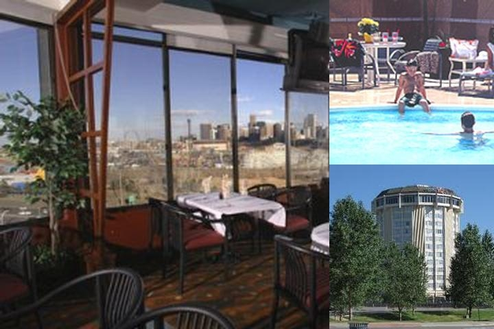 Hotel Vq at Mile High photo collage