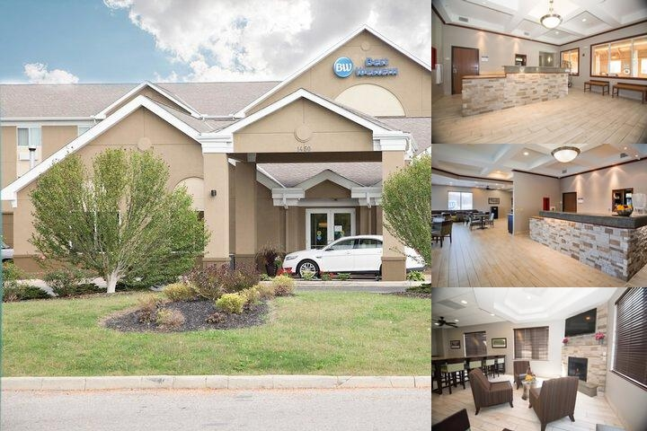 Best Western Port Columbus photo collage