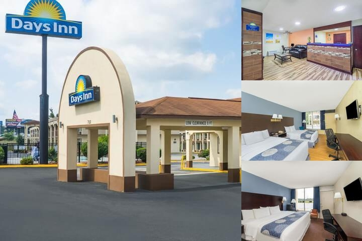 Days Inn Statesville photo collage