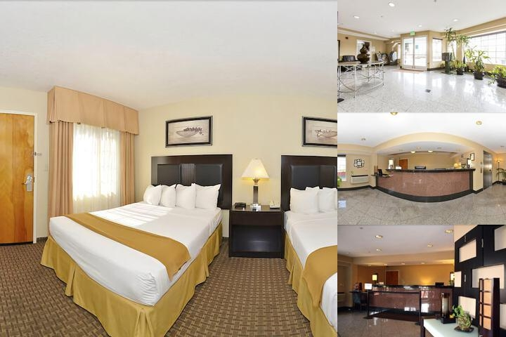 Quality Inn & Suites by Convention Center La photo collage