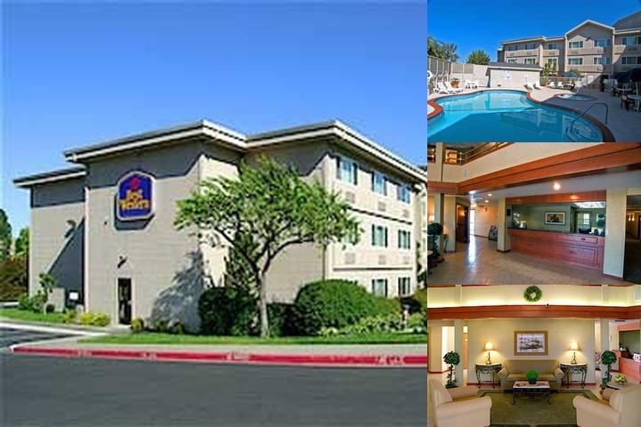 Best Western Inn & Suites at Discovery Kingdom photo collage