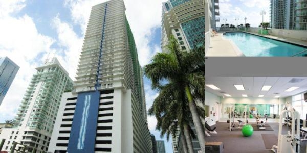 The Club at Brickell Bay by Ecr photo collage