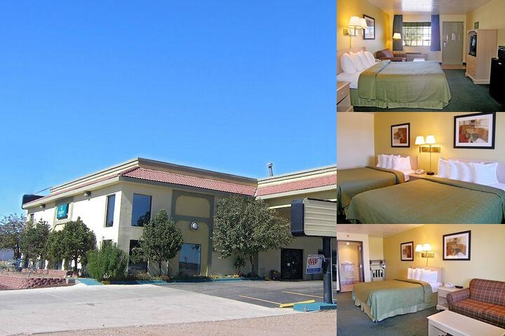 Quality Inn Santa Rosa photo collage