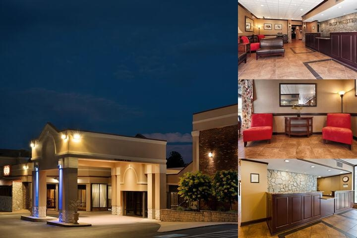 Best Western Culpeper Inn photo collage