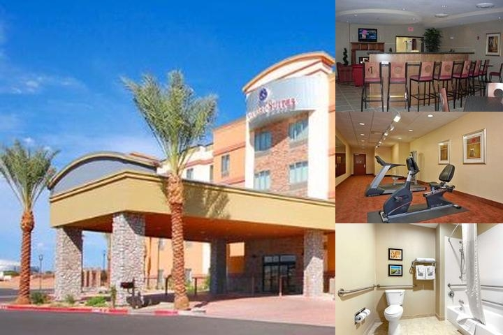Comfort Suites Glendale photo collage