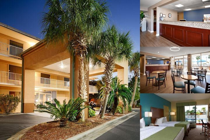 Best Western Navarre Waterfront photo collage